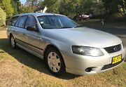 2008 Ford Falcon Wagon 6cyl 4.0L Unleaded Petrol Castle Hill The Hills District Preview