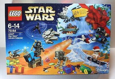LEGO Star Wars Advent Calendar 2017 - 75184