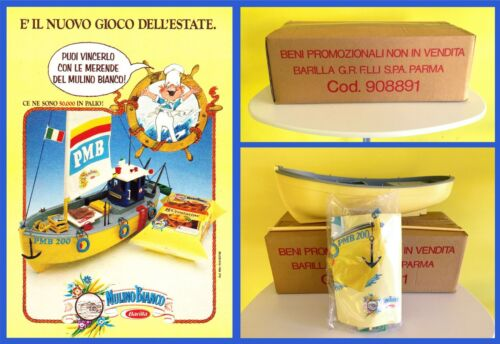 PESCHERECCIO MULINO BIANCO (PMB 200 del 1988) - NUOVO da CONCORSO!! SIGILLATO!!!