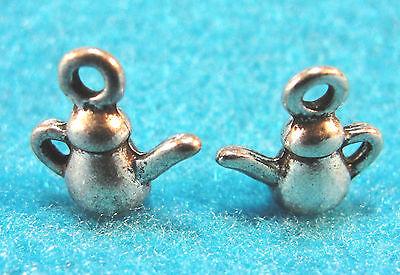 Подвески 20Pcs. Tibetan Silver Small 3D