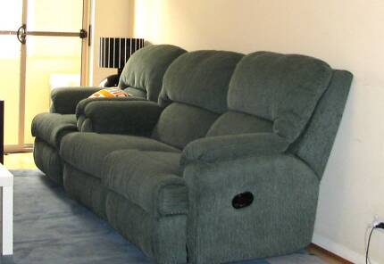 3 Piece Recliner Set Great conditions St Leonards Willoughby Area Preview
