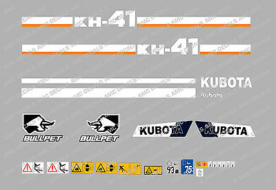 kubota kh 41 d occasion plus que 2 65. Black Bedroom Furniture Sets. Home Design Ideas