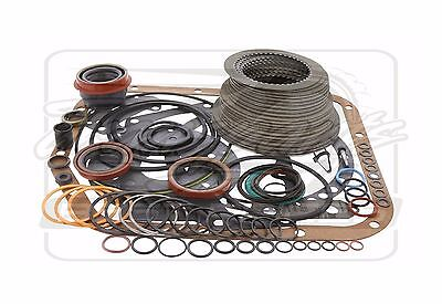 Dodge Jeep Transmission A500 40RH 42RH 42RE 44RE Overhaul Rebuild Kit 88-On, used for sale  Redding