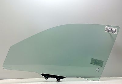 Fits 01-05 Honda Civic 4 Door Sedan Driver Side Left Front Door Window Glass