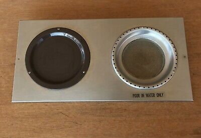 Bunn Pour-omatic Vpr Commercial Coffee Maker Replacement Top Hot Plate Screen