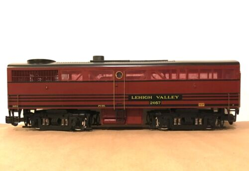 ARISTOCRAFT G SCALE REA-22057 LEHIGH VALLEY DIESELS B UNIT POWERED OB