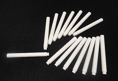 Isopressed Alumina Machined Stepped End Tube With Stepped I.d.insulator No. 26
