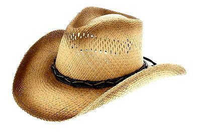 Dallas Hats WINDY TRAIL Herren und Damen Cowboyhut
