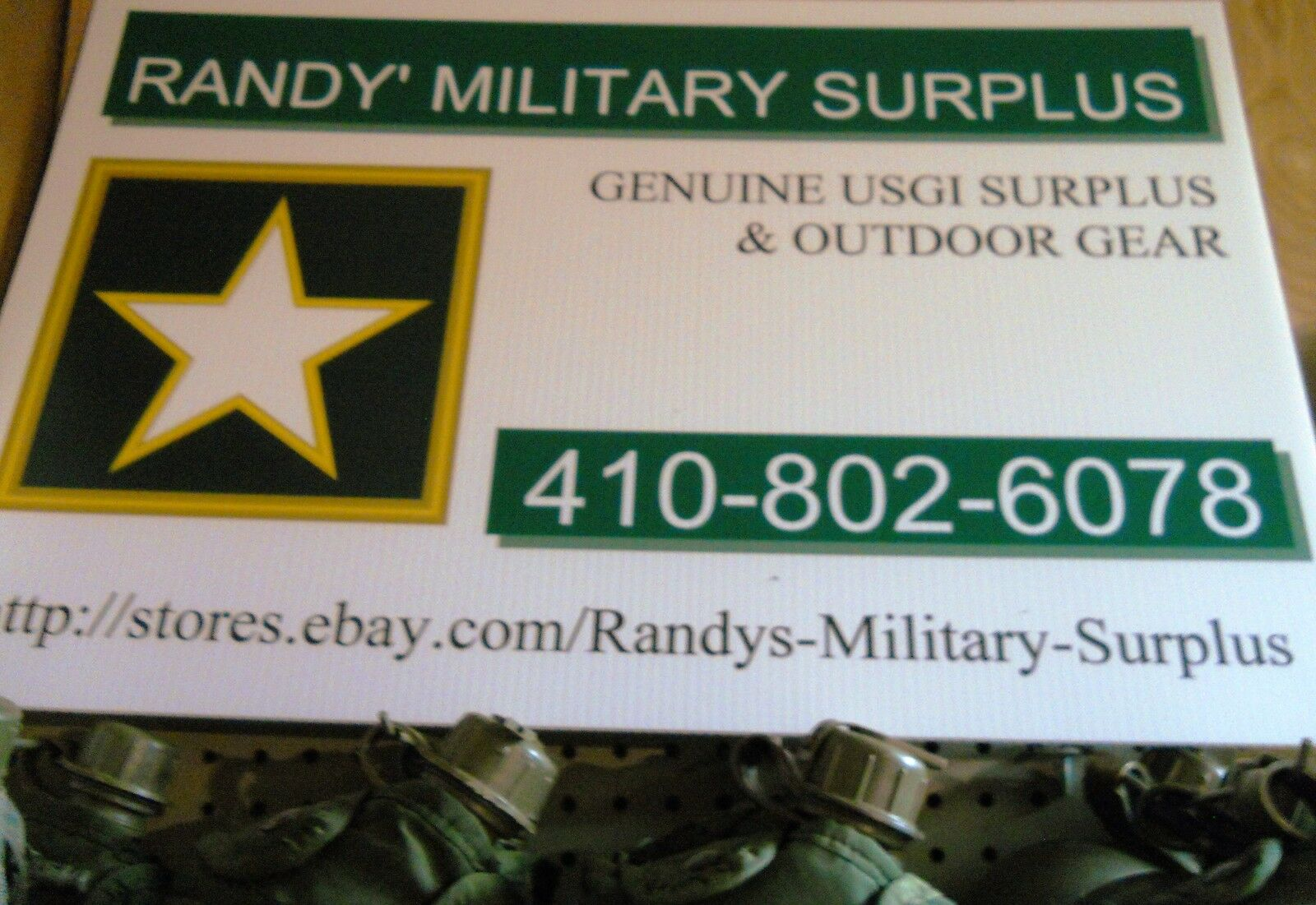 Randy's Military Surplus