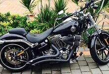 2014 Harley Davidson - FXSB Breakout Cannington Canning Area Preview