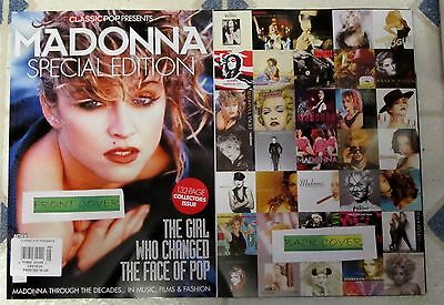 CLASSIC POP Presents MADONNA 132 Page SPECIAL TRIBUTE Every ALBUM Films FASHION