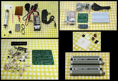 Diy Interferometer Displacement Measurement System Kit- Lasercontrollerdisplay
