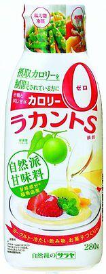 Saraya (Japan) LAKANTO S Liquid 280g - Calorie-free Sweetener