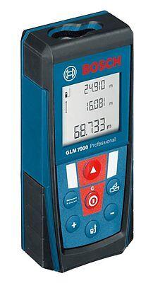 Bosch Japan Glm7000 Laser Distance Measurer Meter 229 Feet 70 Meters