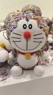 2018 Uniqlo Doraemon Takashi Murakami Limited Plush Doll Toy New 9