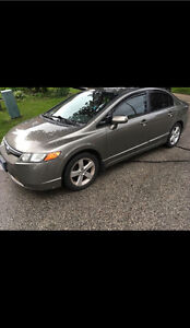 2008 Honda Civic sedan  automatic for sale low mileage clean