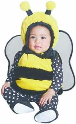 Bumble Bee Costume For Baby (Baby Plush Bumble Bee Vest Costume PICK INFANT SIZE 6-12MO/12-18MO NWT)