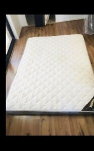 Double Bed Latex Mattress Topper by Bellissimo DUO - Makin Mattresses