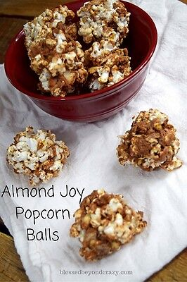Festive Popcorn Balls   eBay