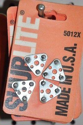 Radnor 5012X Triple Flint Renewal 5 Boxes 100//Box