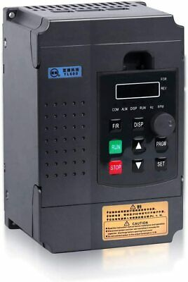 Variable Frequency Drive Mysweety Vfd Inverter Frequency Converter 2.2kw 3hp ...