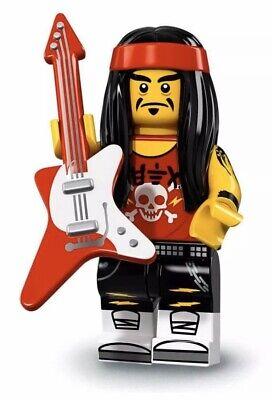 LEGO MINIFIGURES (71019)LEGO NINJAGO MOVIE- Gong & Guitar Rocker- Factory Sealed