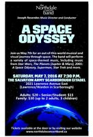 The Northdale Concert Band Presents: A Space Odyssey!
