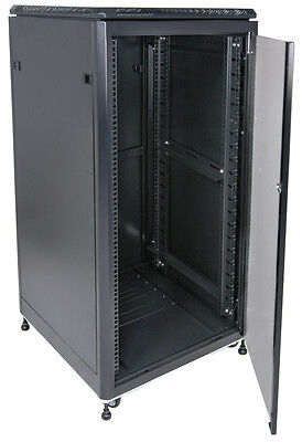 "19"" INCH 21U DATA CABINET - EQUIPMENT RACK TELECOM NETWORK SERVER COMMS 952.600"
