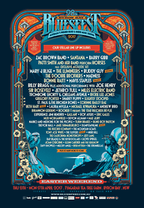 5 Day Bluesfest 2017 ticket Brunswick Moreland Area Preview