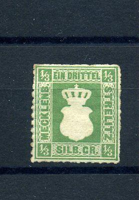 1/3 Sgr.grün ungebrauchtes Prachtstück  Mi# 2  100€