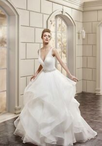 Brand New Eddy K Wedding Gown