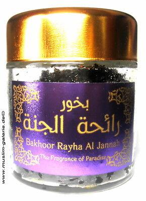 Hemani Arabisches Weihrauch aus Dubai 60g Rayha  *räucherwerk Bakhoor Bakhour*