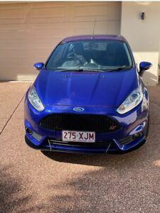 2014 Ford Fiesta St 6 Sp Manual 3d Hatchback