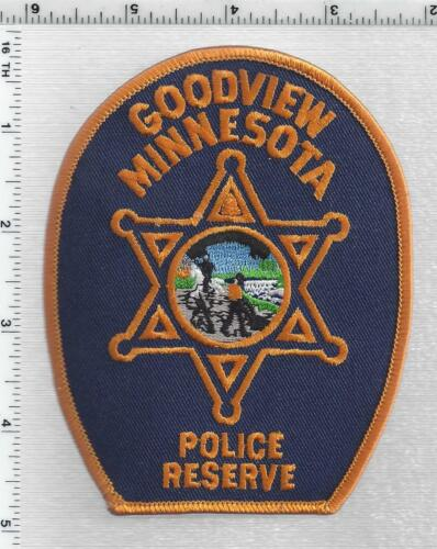 Goodview Police Reserve (Minnesota) 1st Issue Shoulder Patch