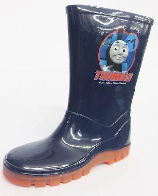 Thomas die Kleine Lokomotive Gummistiefel - Die Roten Stiefel Kinder