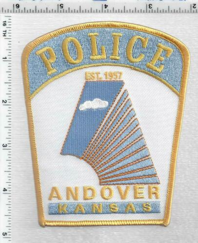 Andover Police (Kansas) 13th Issue Shoulder Patch