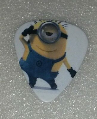 Despicable Minion Design Guitar Picks 1.00mm Guitar Pick Guitar Plectrum