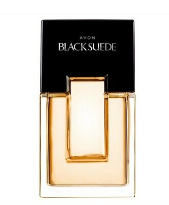 AVON - BLACK SUEDE EDT Eau de Toilette Spray 75ml New & Sealed