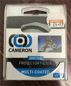 Cameron 53 mm Multi-Coated protector