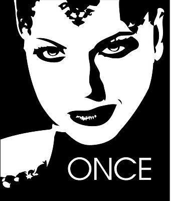 Once Upon a Time - Evil Queen / Regina - OUAT Vinyl - Evil Queen Ouat