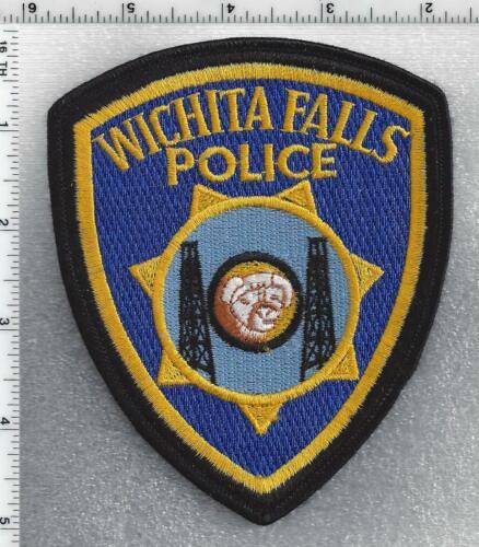 Wichita Falls Police (Kansas) 2nd Issue Shoulder Patch