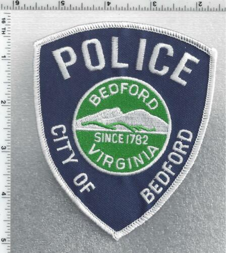 Bedford Police  (Virginia) 2nd Issue Shoulder Patch
