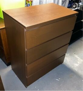 IKEA MALM Cheat of Drawers (1x4 & 2x3)
