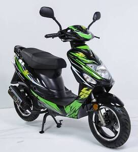 2017 SPRINT SPORT 50cc SCOOTER, BRAND NEW, DELIVERED TO YOUR DOOR Darwin Region Preview