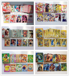 Japanese-Anime-Manga-Art-Serie-Playing-Cards-Poker-54-pcs-With-Box-Free-Shipping