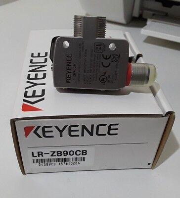 New Keyence Lr-zb90cb Laser Distance Sensor