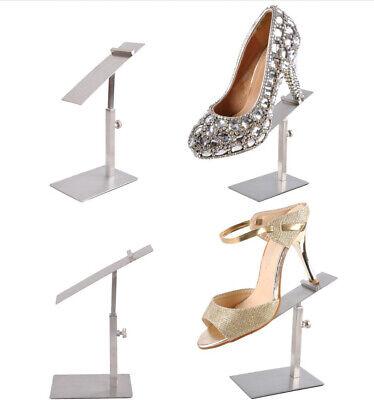 Metal Sandals Shoes Hanger Display Holder Shoe Display Rack Stand Show Rack