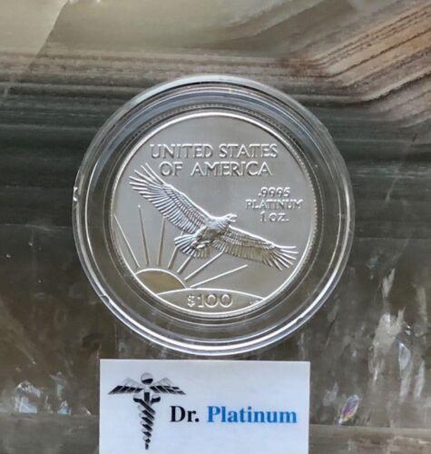 1997 Eagle, US, 1 oz 9995 Platinum Coin - PC1