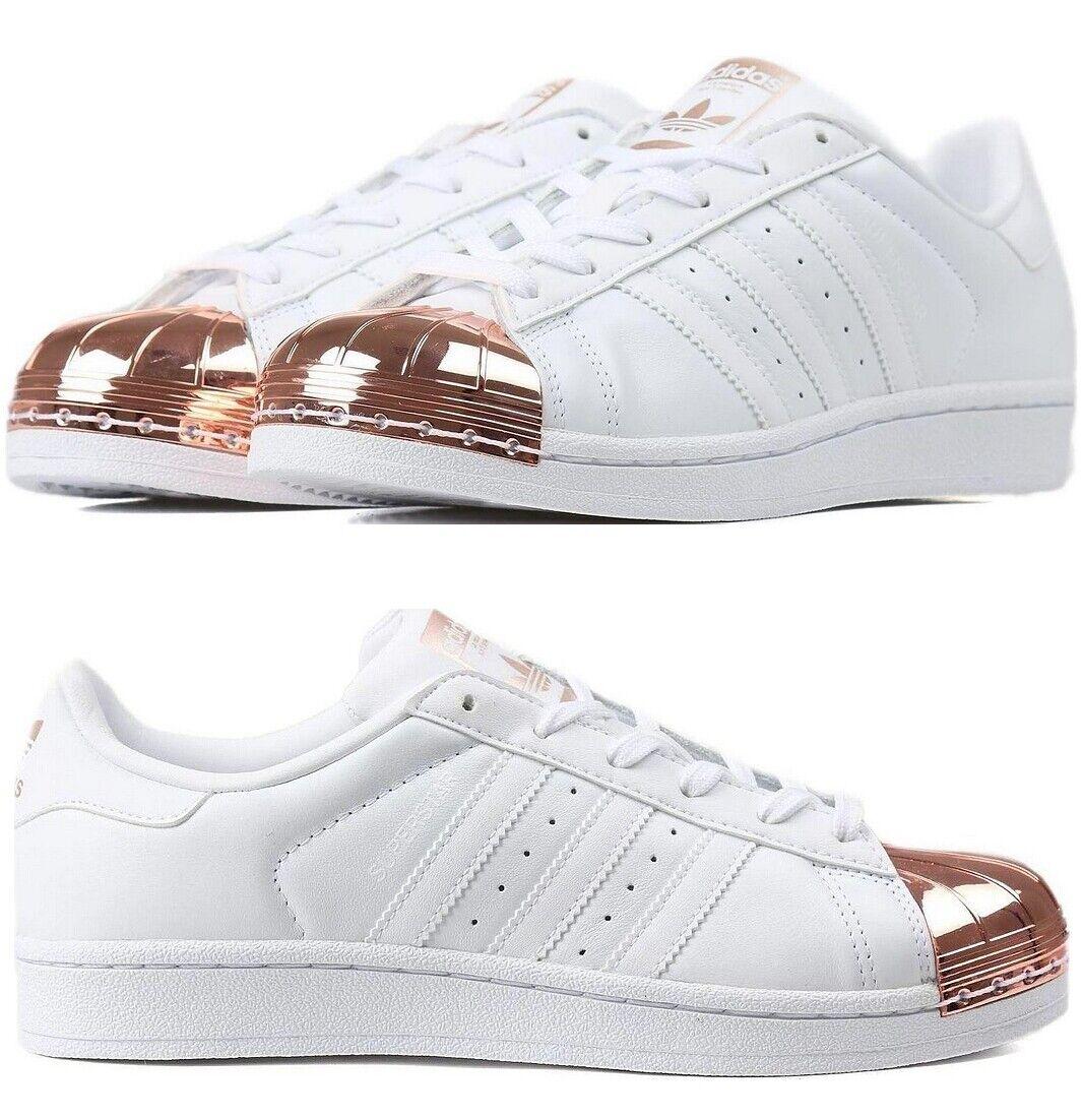 test laufschuhe Adidas Originals Superstar Damen Schuhe Weiß