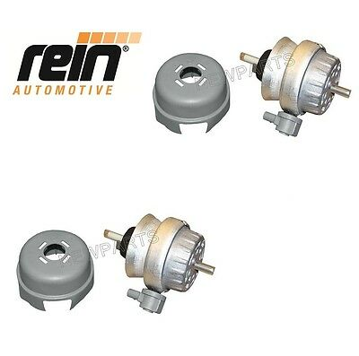For Audi A6 A6 Quattro Pair Set of Left & Right Electric Engine Mounts Rein
